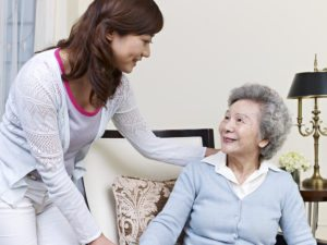 Home Care Services Florida City FL - Frustration Can Mount When Caring for Someone with Alzheimer's