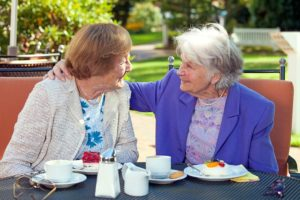 Senior Care Doral FL - Is Your Senior Family Member Cutting Back Drastically on Her Socializing?