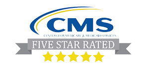 CMS five star rated